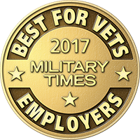 2017 Best for Vets: Employers list by Military Times